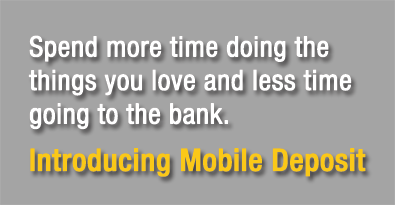 Introducing Mobile Deposit